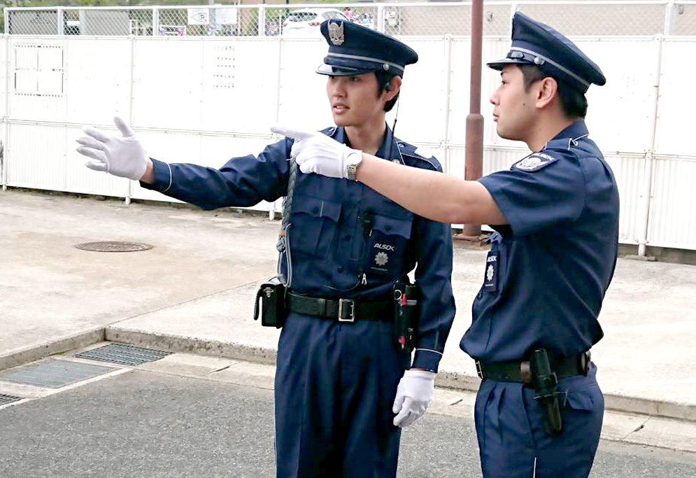 広島綜警サービス相談中